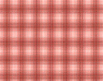 20EXTRA 30% OFF Lucky Star Tiny Gingham Red