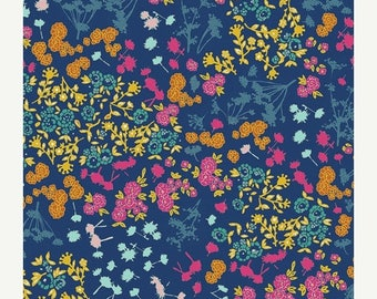 ON SALE Abloom Fusions by Art Gallery Fabrics - Floret Stains