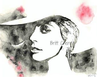 8x9.5 Original | Lady Gaga