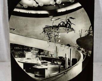 Frank Lloyd Wright Designed Store - V.C. Morris Gift Shop in San Francisco CA RPPC Real Photo Postcard