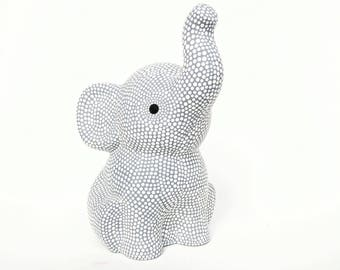 Baby Elephant Coin bank