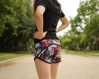 Greenstyle Moxi Shorts PDF Sewing Pattern Size 0 to 18