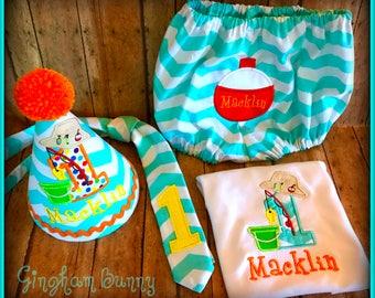 Custom Lisitng for Amanda,  Birthday Hat, Bow tie, Diaper Cover, Banner,  CUSTOM COLORS