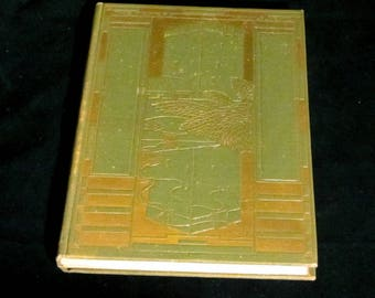 The Tower by W.B.Yeats  Antique Book 1929