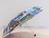 Travel Sized Art Umbrella -  Minnesota Photo Collage *IN STOCK*
