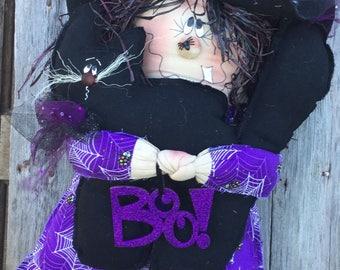 Door Hanging Witch
