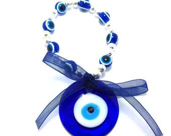 Evil eye wall hanging - House decoration - Greece - Made in Greece