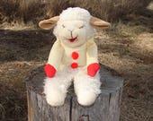 Vintage 1983 Lamb Chop Sheri Lewis Hand Puppet from Dandylion