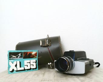 Vintage Kodak XL55 Movie Camera Outfit