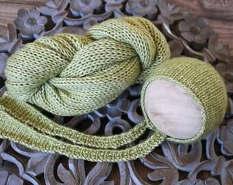 Newborn Bonnet & Wrap