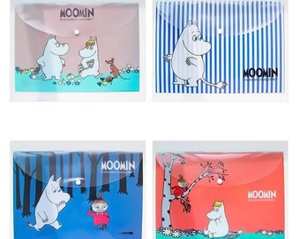 Moomin A4 File Folder (Mm-109)