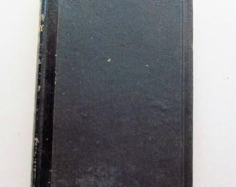 Reserved 1879 Key To Greenleaf's New Elementary Algebra