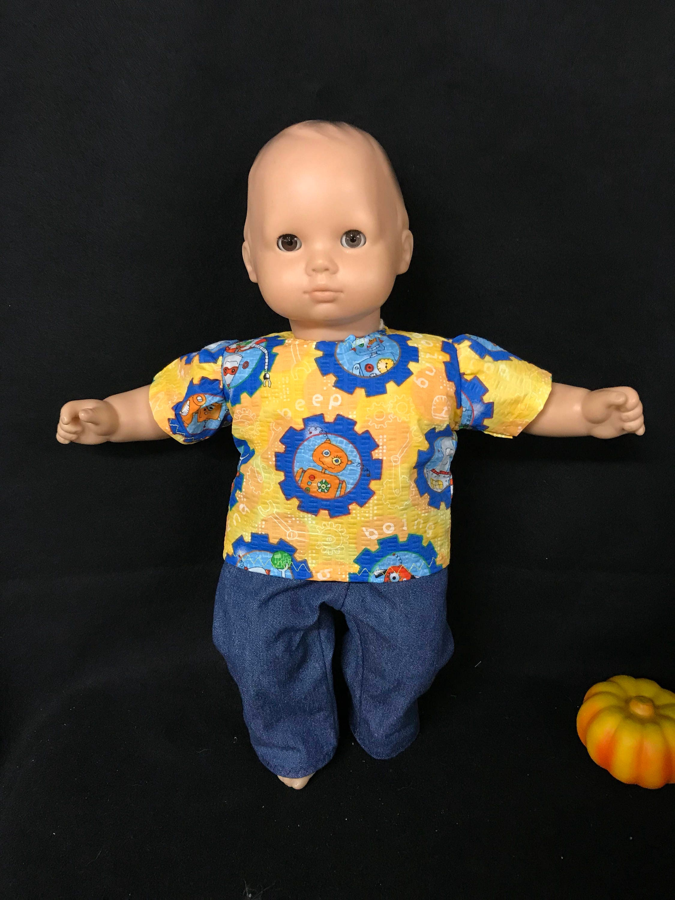 Doll Clothes for 15 Inch Dolls Handmade to fit Like American girl