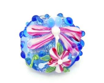 Destash - Lampwork Beads, Lampwork Glass Beads, SRA Lampwork Beads, Destash Lampwork Beads, Lampwork Bead Set, Lampwork Glass Beads