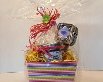 Sugar Scrub Gift Basket