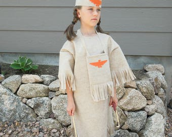 Indian Girl Costume for Toddler and Girls