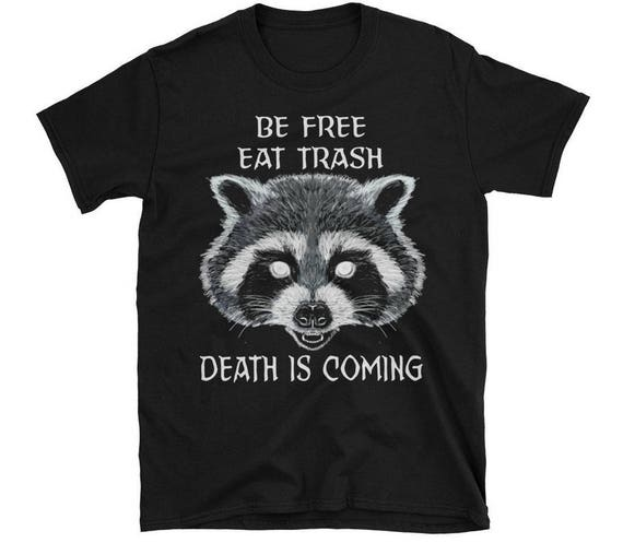 Cult of the Trash Panda T shirt