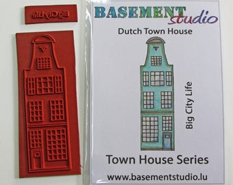Town House Rubber Stamps