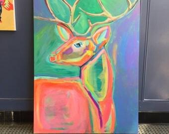 The Deer Exploration