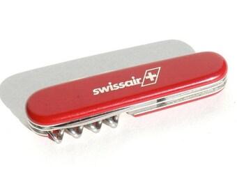 Vintage Swissair Swiss Army Knife