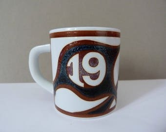 Royal Copenhagen mug 1978 Danish and vintage