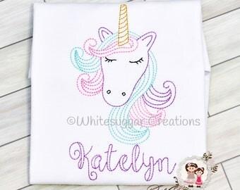 Newborn Unicorn Shirt, Baby Girl Unicorn, Outfit, Unicorn Baby Shirt, Toddler Summer Outfit, Personalized Baby Shirt Girls