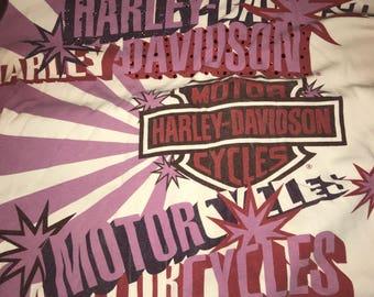Ladies Harley Davidson Tee Size XL