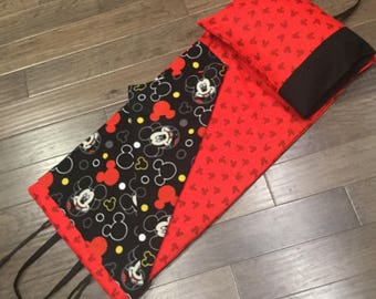 Kindermat Nap Mat Cover - Mickey Mouse