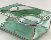 Stained Glass Box, Staine...