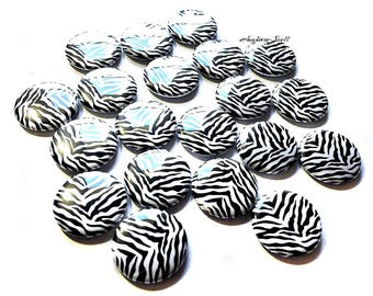 "Zebra Print, 1"" Button, Zebra, Zebra Blank, Zebra, Zebra Button, Zebra Party Favor, Zebra Pin, Zebra Theme, Zebra Decor, Zebra Birthday"
