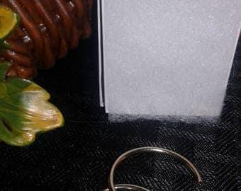 Gold hoop earrings Vintage find