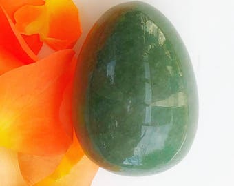 Yoni Egg - Green Aventurine Medium Namaste's Pick
