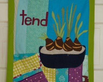 TEND Wall Hanging