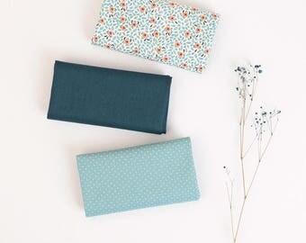 Fat Quarters Floral Cotton Bundle (3 Pieces) 87860