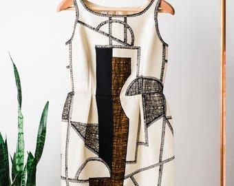 Vintage Oscar de La Renta Dress