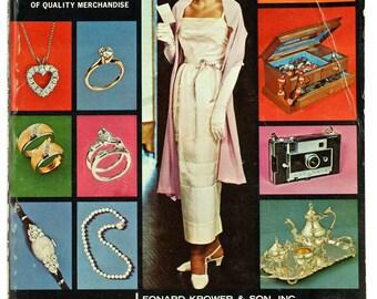 LEONARD KROWER & SON, Inc., 1967-68 Annual Catalog of Quality Merchandise