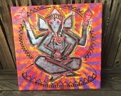 Ganesh Abstract - 12&quot...