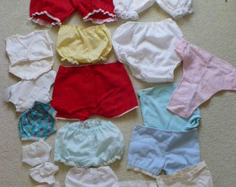20 Piece Doll Underwear Lot