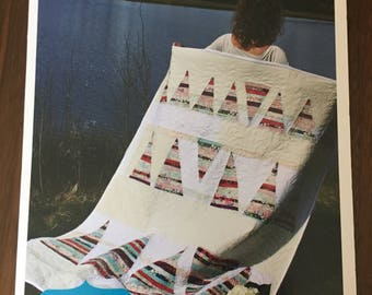 Trinity, A Quilt Pattern by Valori Wells