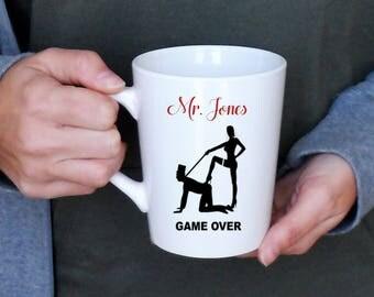 Mr. Game Over Mug