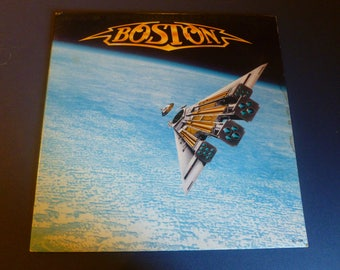 Boston Third Stage Vinyl Record LP MCA-6188 MCA Records 1986