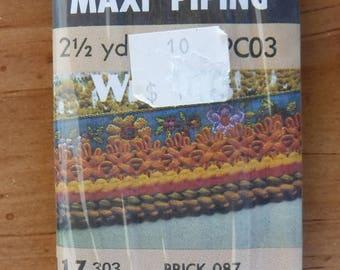 Wrights Brick Maxi Piping