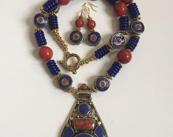 Tibetan Handmade Necklace