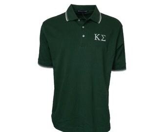 Kappa Sigma short sleeve polo shirt