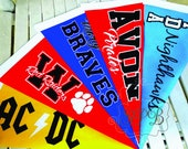 Custom TEAM PENNANTS for Mherig05