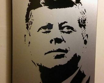 JFK (chrome big)