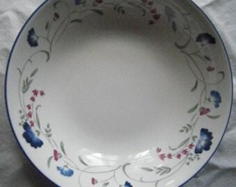 "Royal Albert Windermere 7"" Rimmed Soup/Salad Bowls/Fine English China"