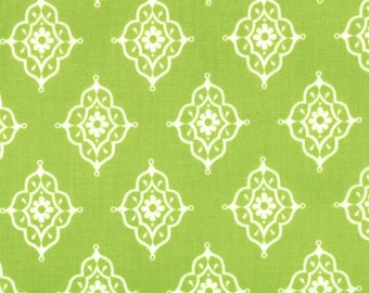 11457-15 Malabar Green, Trade Winds by Lily Ashbury for Moda