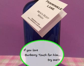 Burberry Touch for him type Shower gel / Body Wash