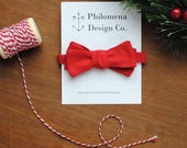 Holiday Bow Tie Collection